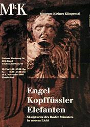 Stauffenegger + Stutz - Engel Kopffüssler Elefanten