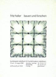 Anonym - Fritz Haller
