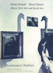 Anonym - Gérald Minkoff / Muriel Olesen