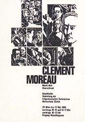 Anonym - Clement Moreau
