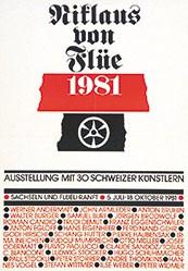 Anonym - Niklaus von Flüe
