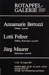 Anonym - Bertozzi / Fellner /Maurer