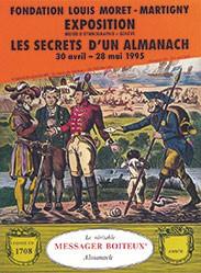 Anonym - Les secrets d'un Almanach