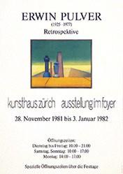 Anonym - Erwin Pulver - Retrospektive