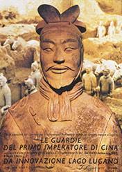 W & P Werbeagentur - Le guardie del primo l'imperatore di Cina