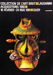 Jeker Werner - Aquisitions 1980