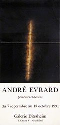Anonym - André Evrard
