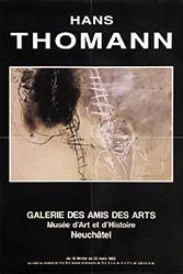 Anonym - Hans Thomann - Galerie des amis des arts