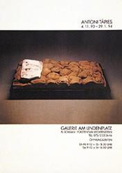 Anonym - Antoni Tàpies - Galerie am Lindenplatz