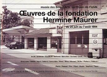 Lüthi Alexandre - Oeuvres de la fondation Hermine Maurer