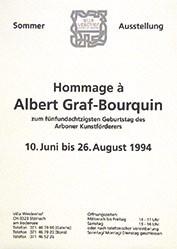 Anonym - Hommage a Albert Graf-Bourquin