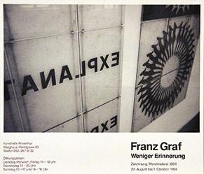 Anonym - Franz Graf