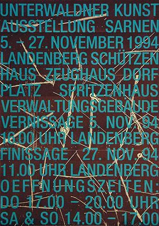 Anonym - Unterwalder Kunst