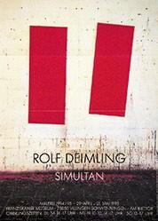 UDB Villingen - Rolf Deimling - Simultan