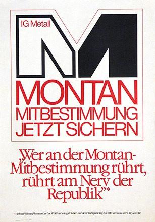 Acon Werbeagentur - Montan Mitbestimmung