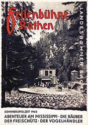 Anonym - Felsenbühne Rathen