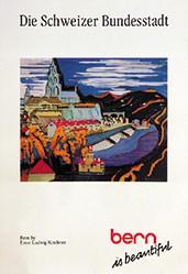 Kirchner Ernst Ludwig - Bern is beautiful