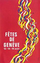 Dubois D. - Fêtes de Genève