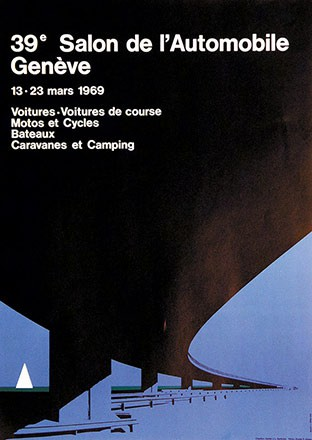 Bertholet Jean-Luc Atelier - Salon de l'Automobil Genève