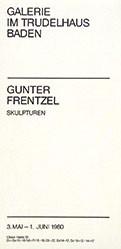 Anonym - Gunter Frentzel