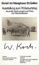 Anonym - W. Koch - Kunst im Waaghaus