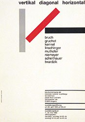 Twardzik H.W. - vertikal diagonal horizontal