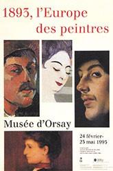 Pfäffli Bruno - 1893 l'Europe des peintres