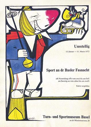 Magne Roger - Sport a dr Basler Fasnacht