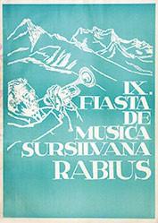 Anonym - Fiasta de Musica Sursilvana Rabius