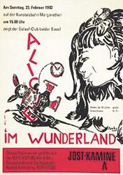 Anonym - Alice im Wunderland