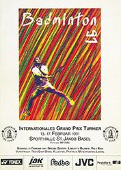 Anonym - Badminton - Grand Prix Turnier