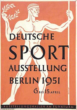 Ahrlé - Deutsche Sport Ausstellung Berlin
