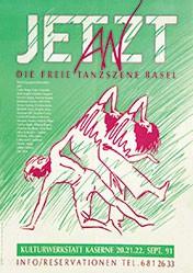 Jundt H.P. - Freie Tanzszene Basel