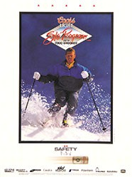 Griffith Greg - Ski Programm - Coors Light