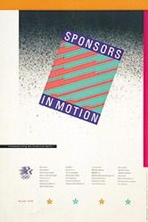 Robie James - Sponsors in Motion