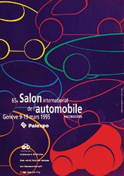 Kugelmann Irene - Salon de l'automobile Genève