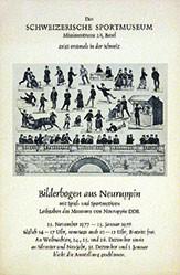 Anonym - Bilderbogen aus Neuruppin