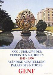 Floreani (Foto) - Palais des Nation Genf