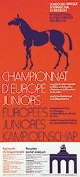 Anonym - Concours Hippique International de Bruxelles