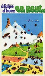 Anonym - Alpe d'Huez
