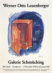 Monogramm W.O.L. - Werner Otto Leuenberger