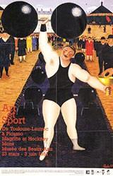 Bombois - Art et Sport