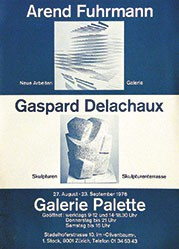 Anonym - Arend Fuhrmann / Gaspard Delachaux