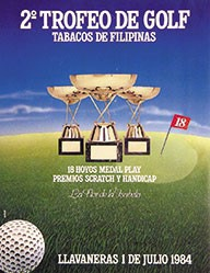 Slogan - Trofeo de Golf