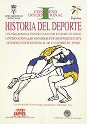 Anonym - Historia del deporte