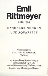 Anonym - Emil Rittmeyer