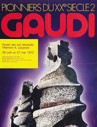Hartley Philip - Gaudi - Pionniers du siecle 2