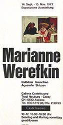 Bettini Tip. - Marianne Werefkin