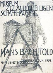 Bächtold Hans - Hans Bächtold