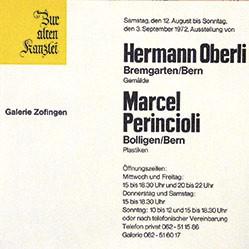 Anonym - Hermann Oberli / Marcel Perincioli